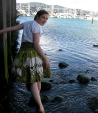 On the waterfront, Wellington, New Zealand