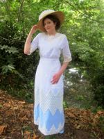 Miss Muffet Fete dress thedreamstress.com