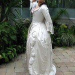 Lady Anne Darcy 1780s robe a la francaise thedreamstress.com