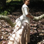 1880s Japonisme dress thedreamstress.com