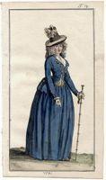 Journal des Luxus, 1791