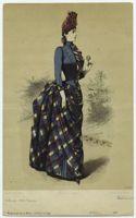 La Moniteur de la Mode, 1887