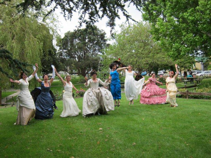 Multi-period costuming thedreamstress.com
