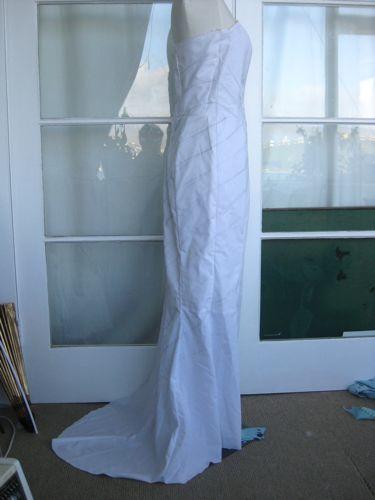 Carolyn's Wedding dress bodice toile thedreamstress.com