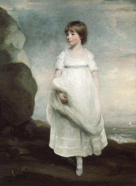 Anne Isabella Milbanke, later Lady Byron, 1800, by John Hoppner