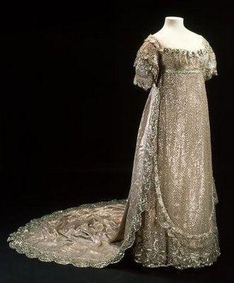 Princess Charlotte S 1816 Wedding Dress