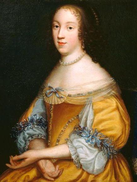 Élisabeth (Isabelle) d'Orléans, Duchess of Guise by Beaubrun, 1670