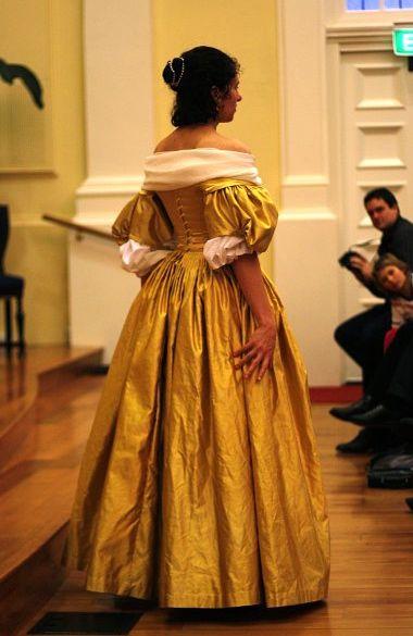 Portfolio 1660s Dress For Ninon De L Enclos The Dreamstress