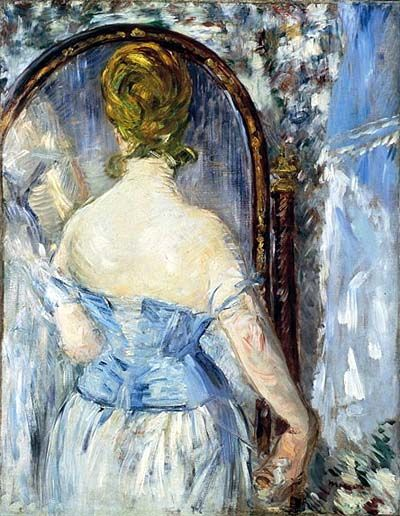 Edouard Manet, Before the Mirror, 1876