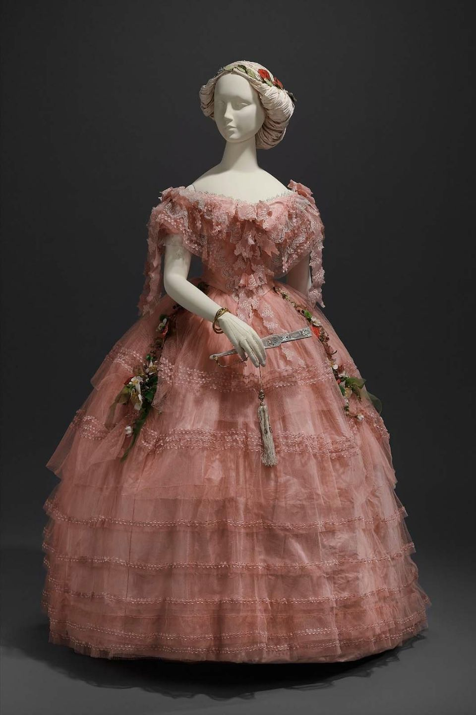 rate the dress pretty pretty pink or not in 1858 the dreamstress