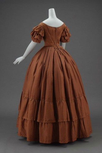 Rate the Dress: Wallflower or wower of 1840 - The Dreamstress