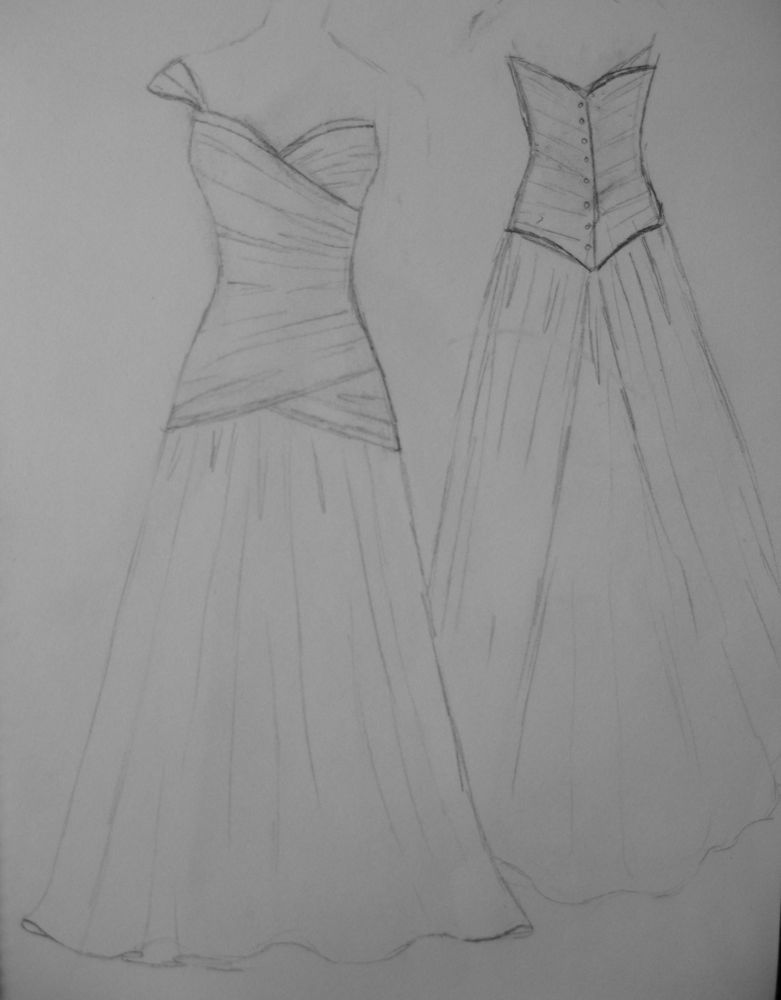 Wedding Dress Portfolio