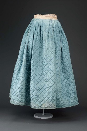 What To Wear Under A Quilted Petticoat The Dreamstress