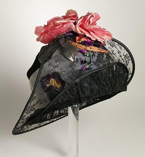 Cloche, Jardine hats, 1917, LACMA