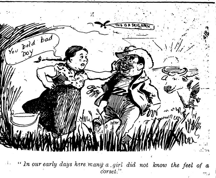 Corset cartoon 1904_3