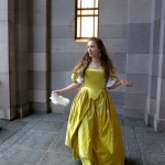 1660s Ninon gown thedreamstress.com