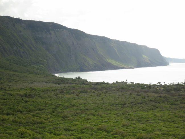 Kalaupapa peninsula, Molokai, Hawaii thedreamstress.com