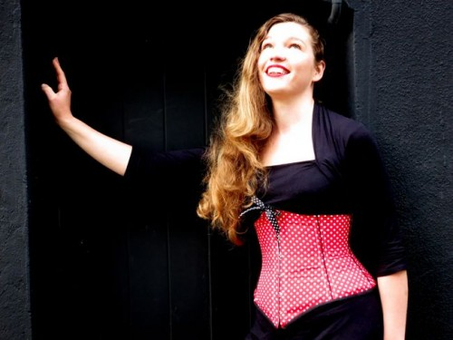 The \'Serendipity\' Underbust corset - The Dreamstress