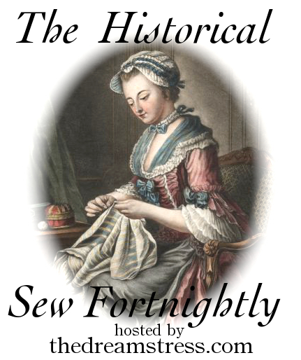 The Historical Sew Fortnightly at the Dreamstress.com
