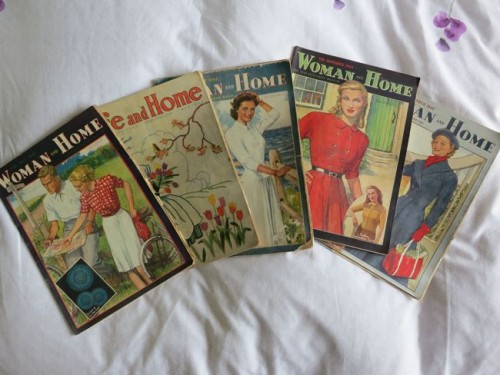 Women and Home (and good needlework) Magazine