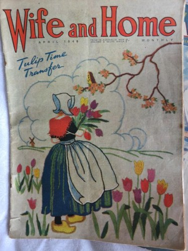Wife and Home Magazine, April 1948