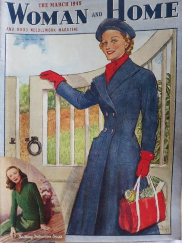 Woman and Home Magazine, 1949
