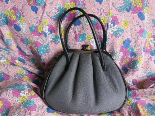 Vintage japanese handbag