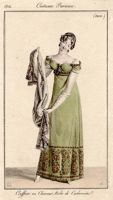 Fashion plate, 1812