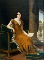 Élisabeth Alexandrovna Stroganoff, Countess Demidoff (1779-1818) by Robert Lefèvre, ca. 1805 Hermitage Museum St Petersburg