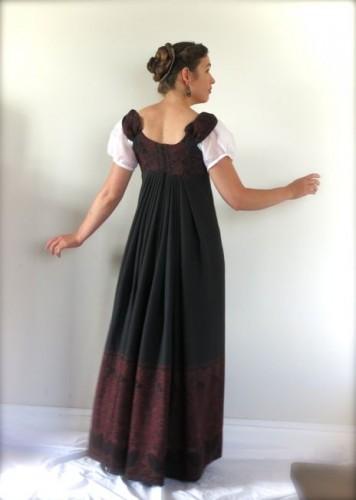 1813 Kashmiri dress