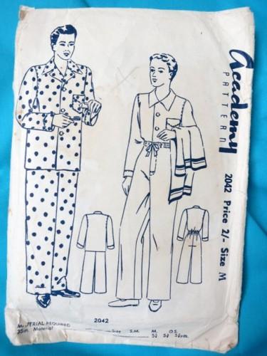 Academy 2042 - boys pajamas