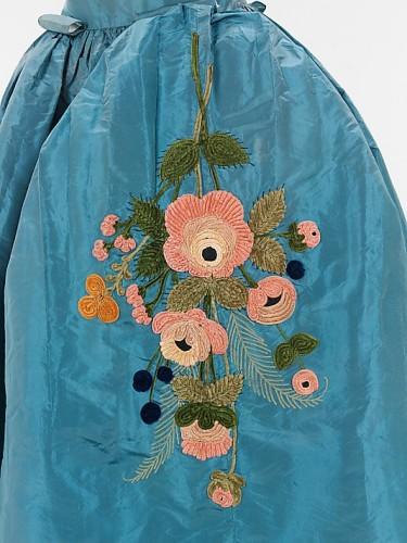 Jolibois, House of Lanvin  (French, founded 1889) Designer- Jeanne Lanvin,  fall-winter 1922–23, French, silk, Metropolitan Museum of Art