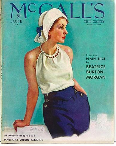 McCall's Magazine, c. 1934