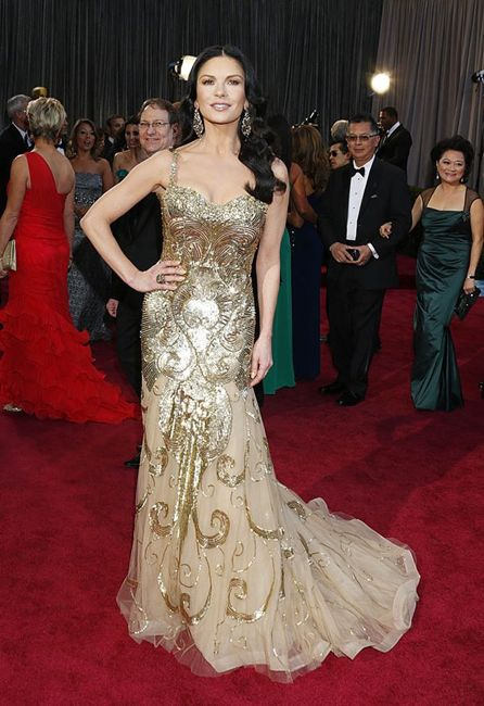 Oscars Catherine Zeta Jones