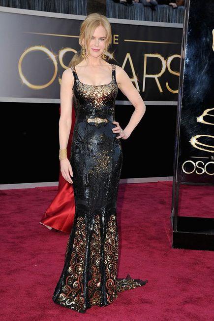 Oscars Nicole Kidman