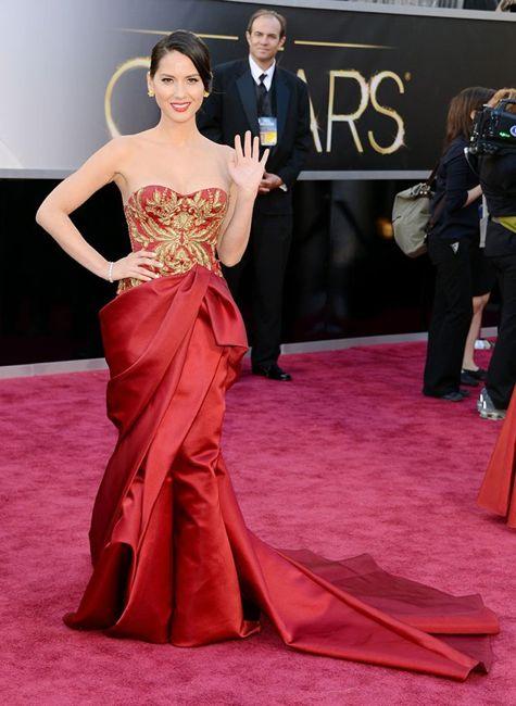 Oscars Olivia Munn