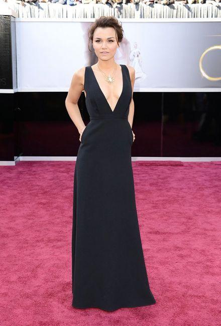Oscars Samantha Barks