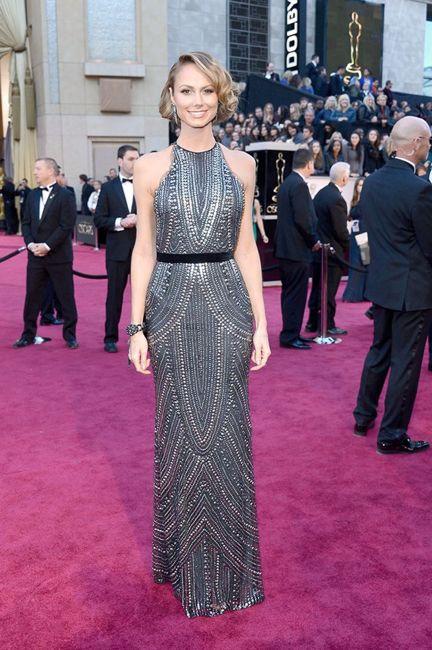 Oscars Stacy Keibler
