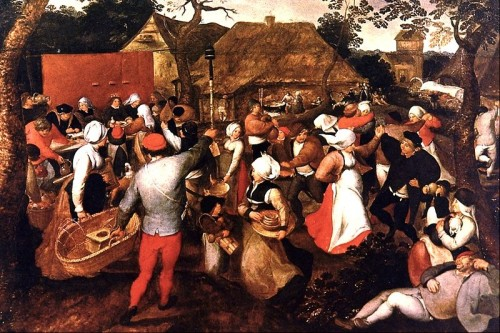 Pieter Brueghel the Younger (1564–1638)Village Holiday