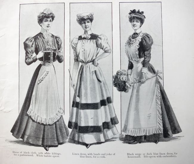 Girl's Own Paper, 1906, thedreamstress.com