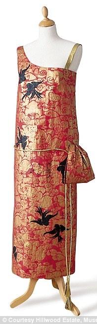 1924 Redfern of London dress