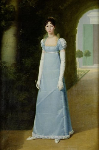 Portrait of Charlotte Bonaparte, 1808, by Jean-Pierre Granger