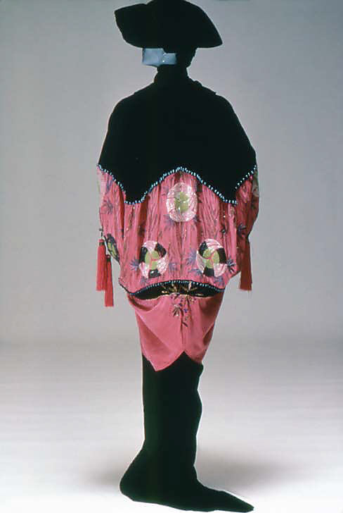Opera coat House of Paquin  (French, 1891–1956) Designer- Mme. Jeanne Paquin (French, 1869–1936), 1912, French, silk, Metropolitan Museum of Art