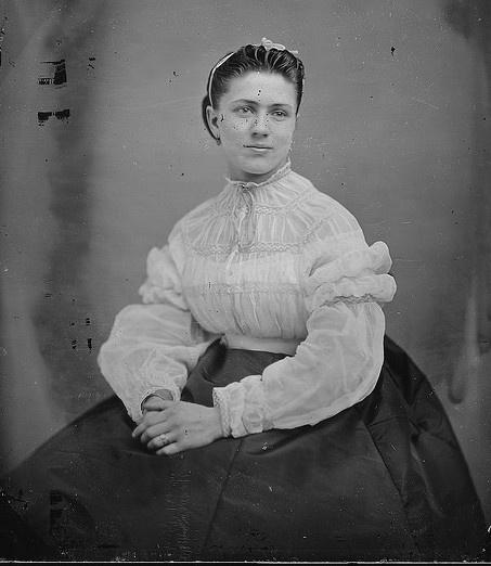 Circa 1863, via US National Archives