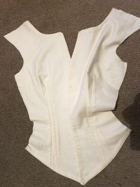 Polly / Oliver bodice/waistcoat thedreamstress.com