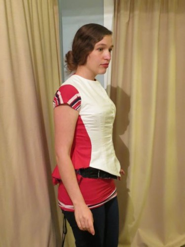 Polly / Oliver bodice/waistcoat thedreamstress.com