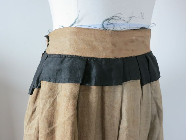 Quilted petticoat thedreamstress.com