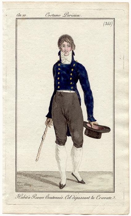 Journal des Dames et des Modes, 1801