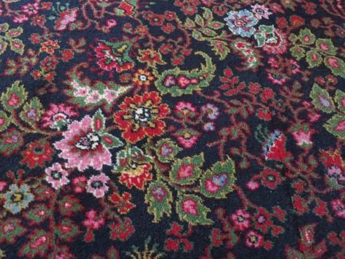 The dining room carpet, 'Iolani Palace