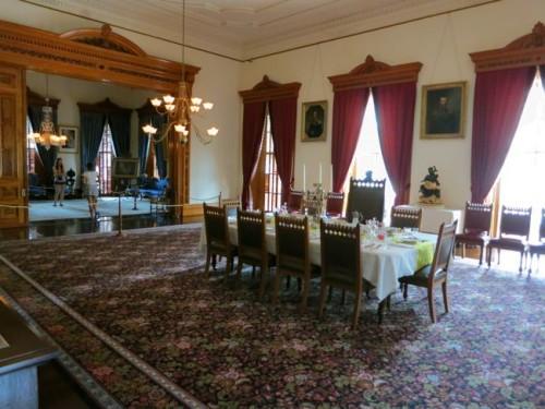 The Dining Room, 'Iolani Palace
